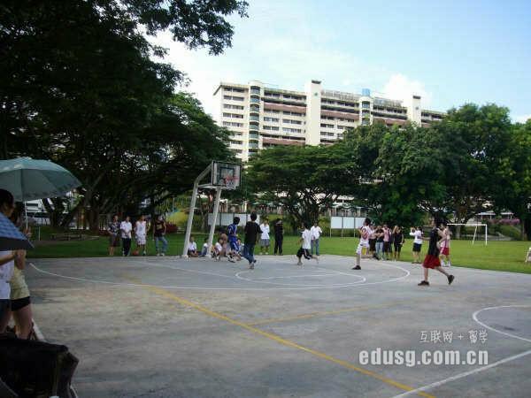新加坡留学生活