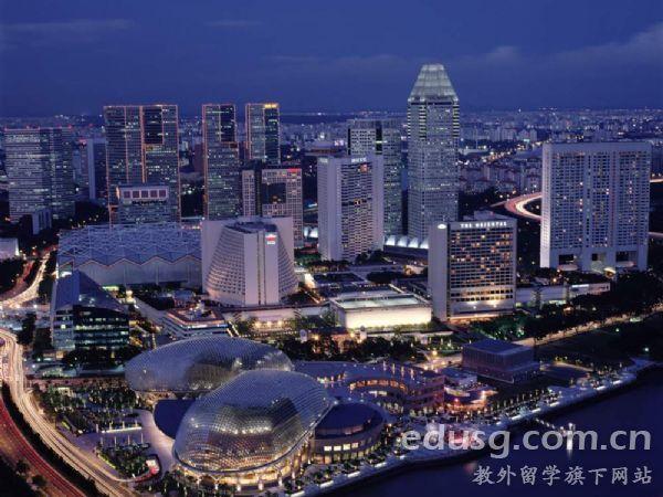 从就业环境透析新加坡留学
