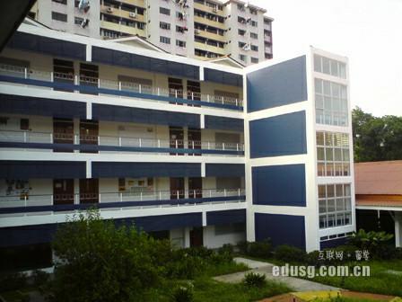 新加坡国立大学校园图
