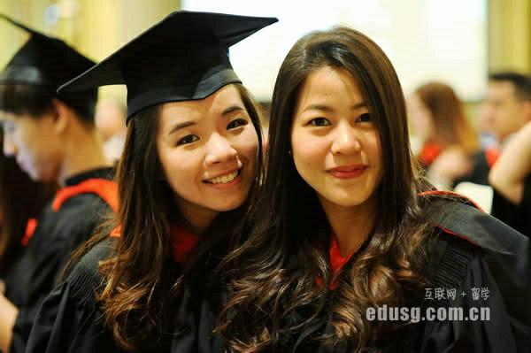 新加坡硕士留学费用