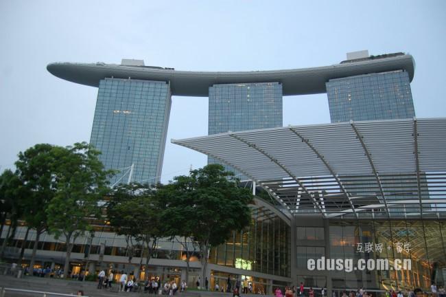幼儿园新加坡留学方案