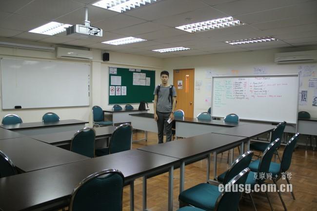 本科生新加坡留学条件