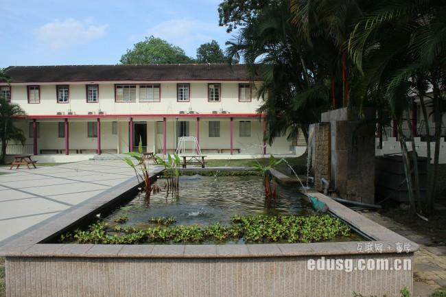 去新加坡留学哪个学校好