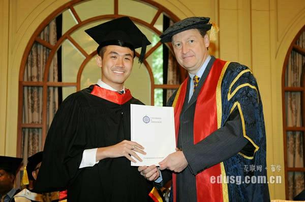 新加坡TMC学院本科申请