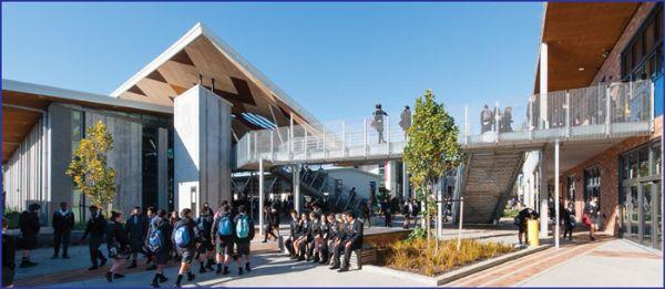 新西兰雅芳戴尔中学