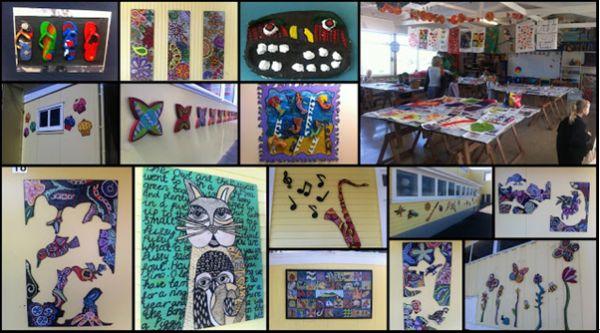 新西兰坎贝尔湾小学