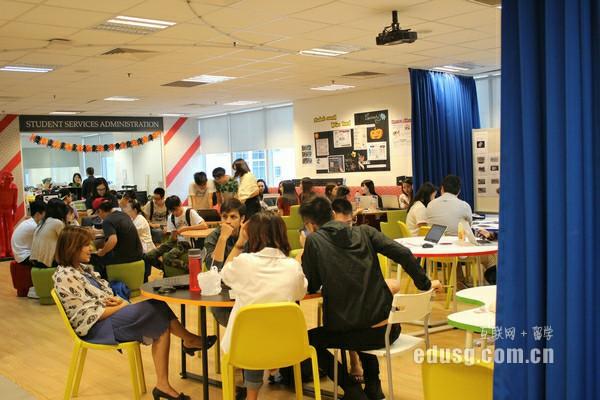 高二学生怎样去新加坡留学