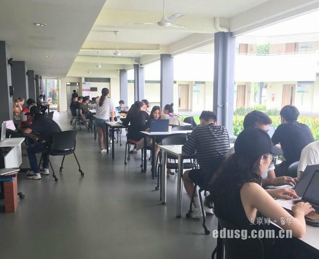 大专毕业后怎么去新加坡读本科