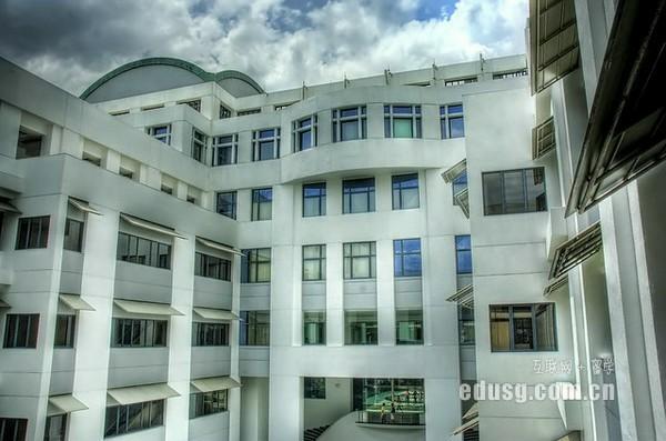 新加坡管理发展学院读语言课程时间