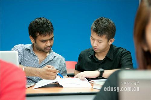 新加坡澳亚学院有什么专业