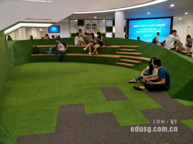 去新加坡留学学工程专业