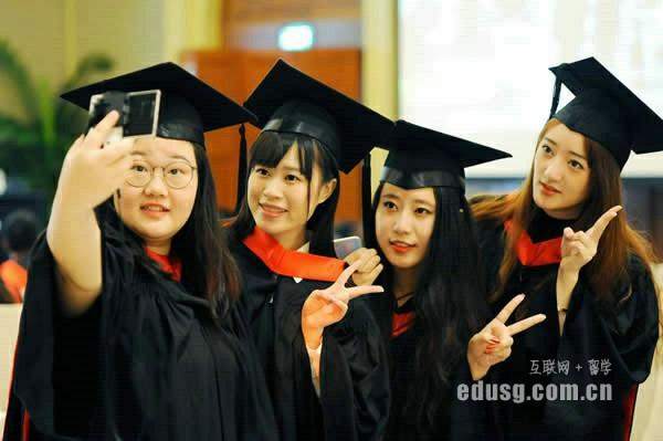 本科会计新加坡留学申请