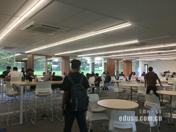 新加坡留学预科学费清单