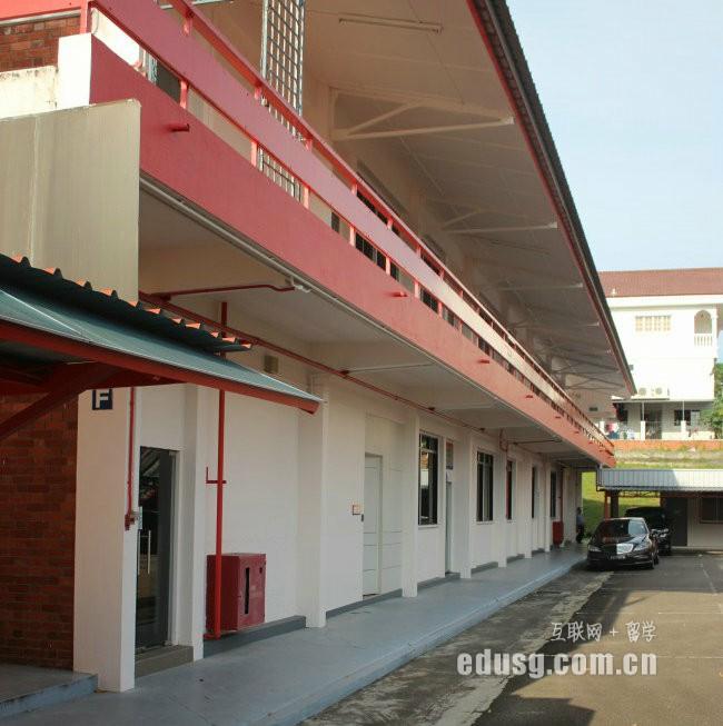 新加坡拉萨尔艺术学院专业费用