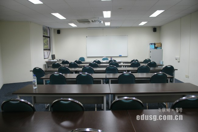 新加坡莎瑞管理学院简介