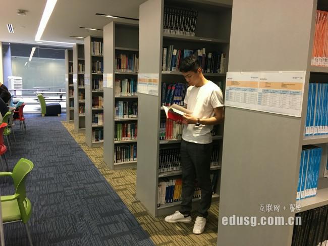 大专毕业新加坡留学如何选择