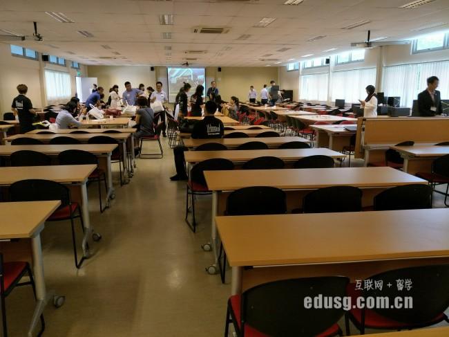 大专生留学新加坡计算机专业