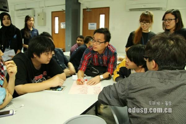 新加坡本科英语专业