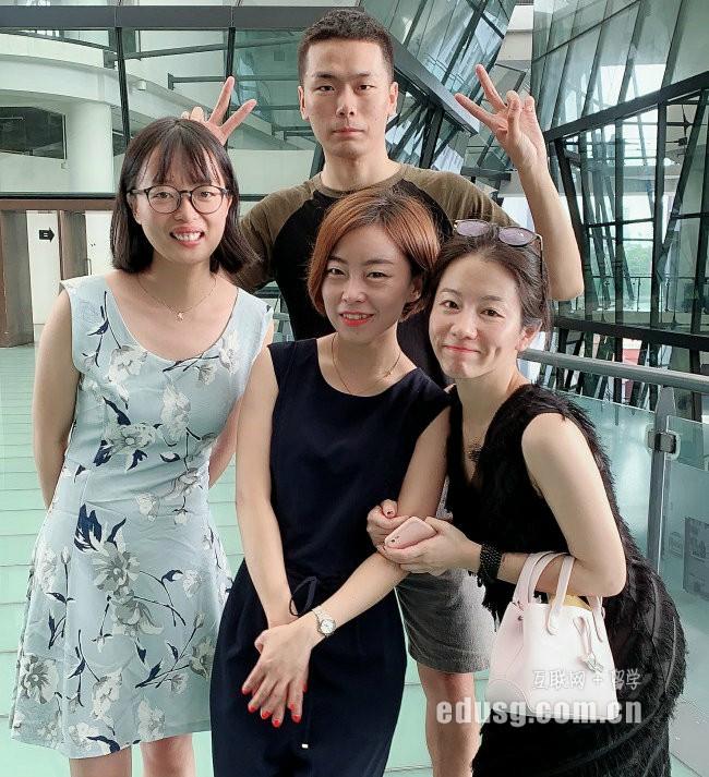 新加坡留学管理专业怎么样