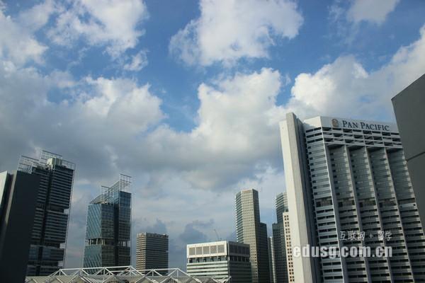 新加坡留学签证如何申请