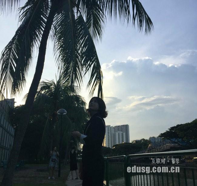 新加坡留学0水准