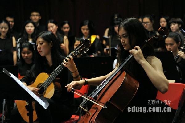 新加坡高中留学