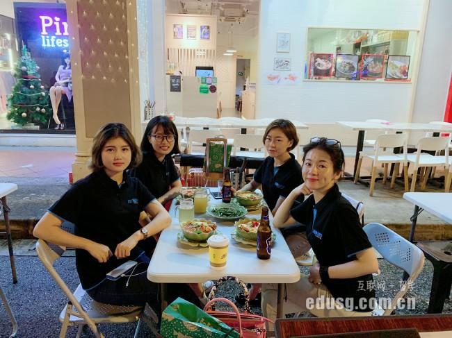 新加坡幼儿园陪读签证