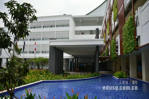 高二可以留学新加坡吗