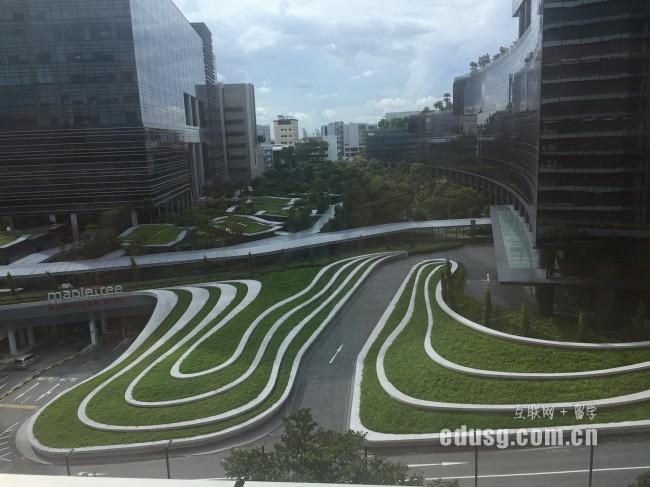 新加坡音乐学院留学
