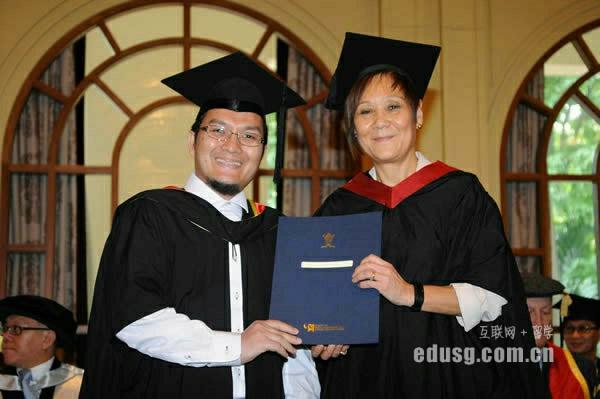 最好的新加坡留学机构