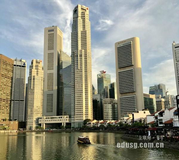 初中到新加坡留学