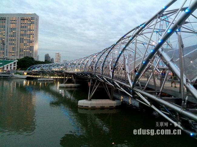 去新加坡出国留学前准备