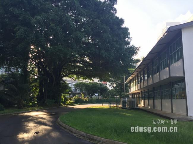 初中生新加坡留学大专