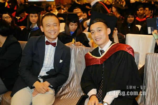 新加坡大学金融硕士
