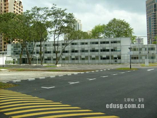 而且新加坡留学土木工程专业的学校中新加坡理工学院