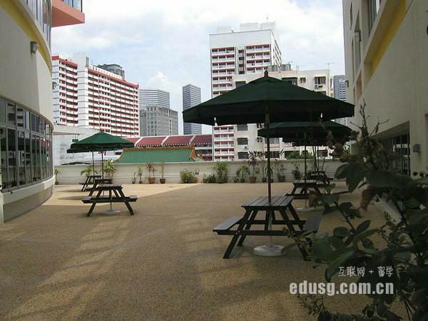 新加坡学校申请时间