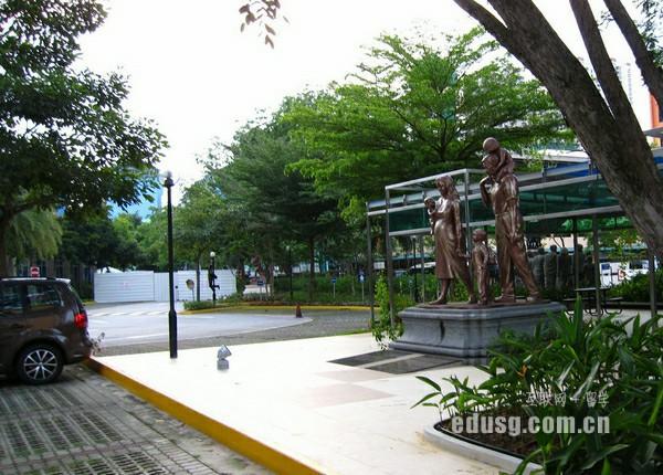 考新加坡小学公立学校