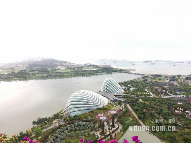 考新加坡高中留学条件