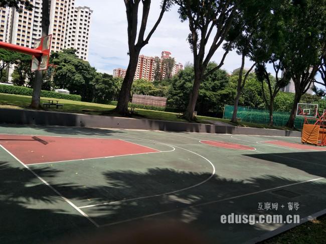 新加坡本科留学学校