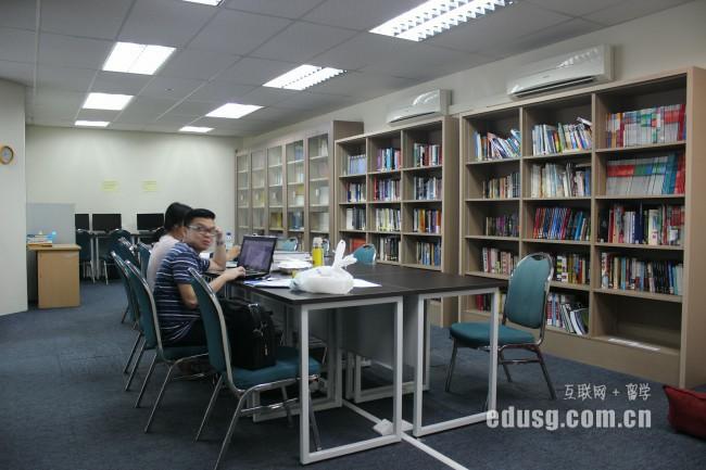 高中毕业申请新加坡留学