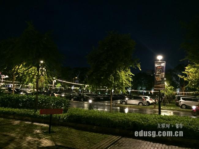 建筑专业留学新加坡