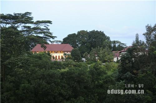 留学新加坡德明政府中学