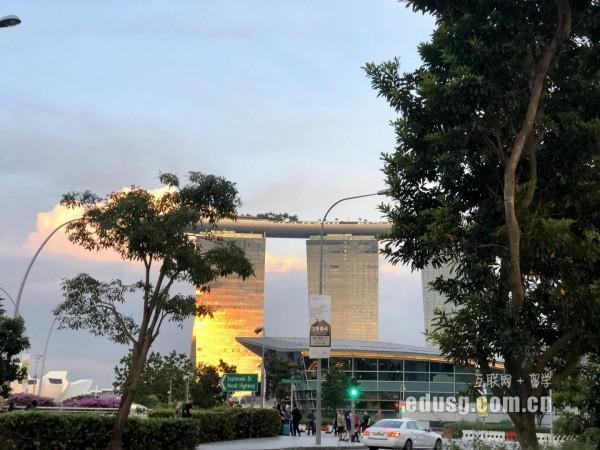 新加坡公立大学硕士留学