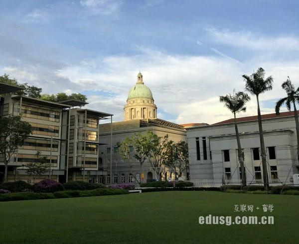 新加坡专科留学条件