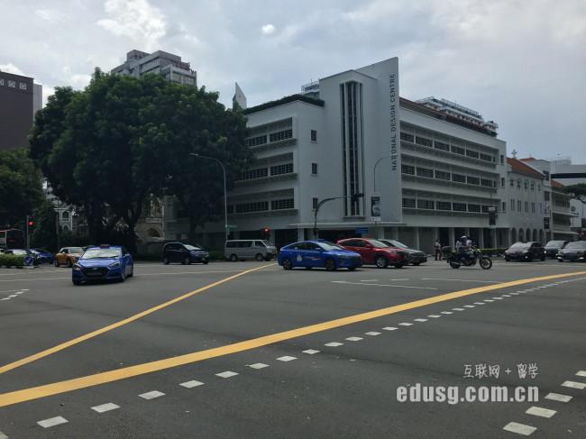 高中选择去新加坡留学