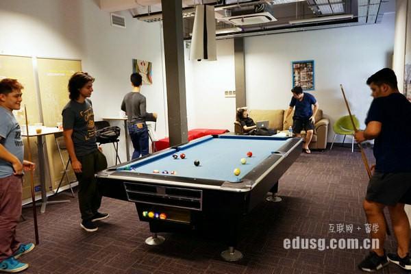 留学新加坡金融专业必备条件