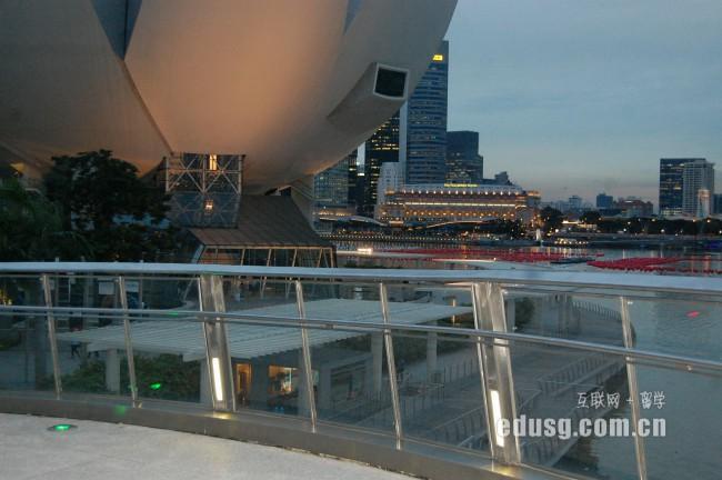 新加坡留学生热门专业
