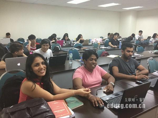 新加坡留学信息通信专业申请攻略