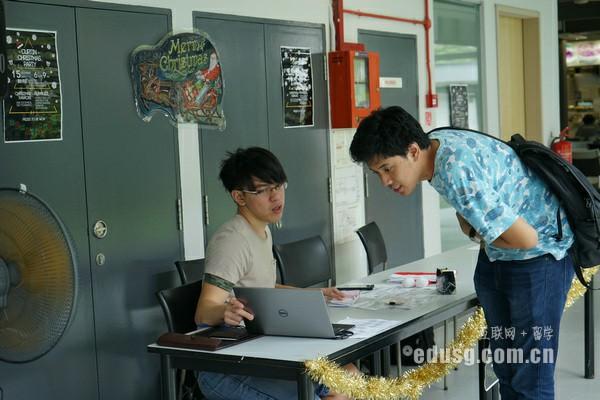 高考后申请新加坡留学