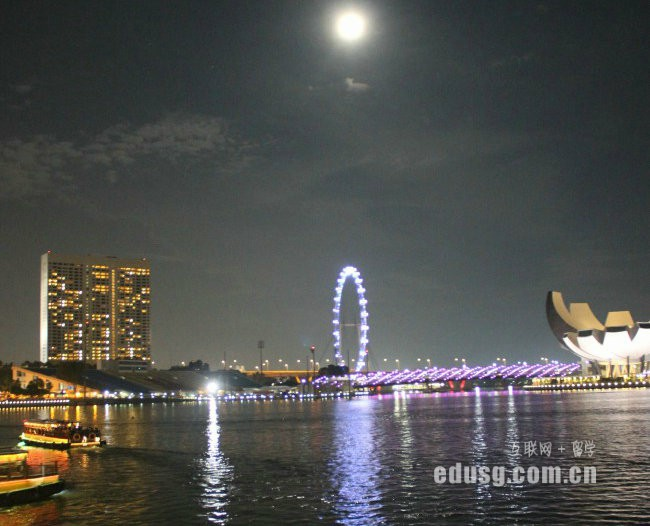 新加坡留学市场营销专业好不